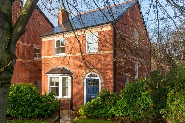 Thumbnail Detached house to rent in Upper Road, Shrewsbury