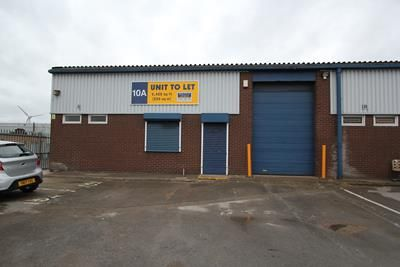 Thumbnail Light industrial to let in Units At Langthwaite Grange Industrial Estate, South Kirkby, Nr Pontefract