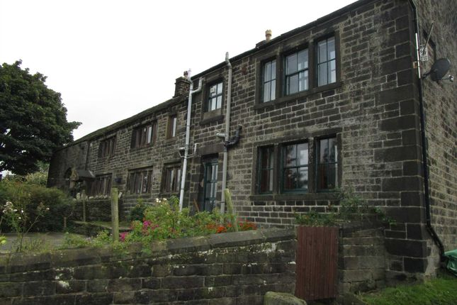 Thumbnail Farmhouse for sale in Higher Cross House, Gellfield Lane, Saddleworth