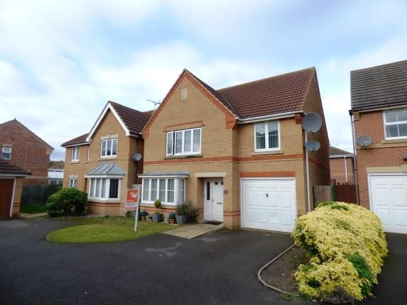Thumbnail Detached house for sale in Leiston Court, Eye, Peterborough, Cambridgeshire