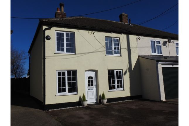 Thumbnail Semi-detached house for sale in Shalmsford Street, Canterbury