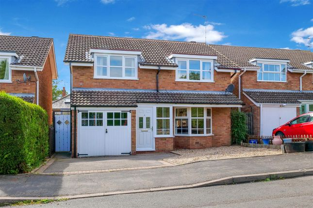 Thumbnail Detached house for sale in Glebe Close, Bidford-On-Avon, Alcester