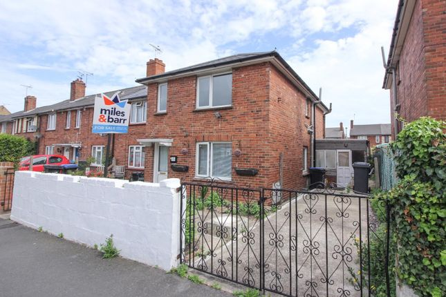 End terrace house for sale in St. Peters Footpath, Margate