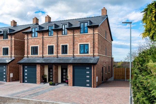 Thumbnail Semi-detached house for sale in Thomas Mews, Barsbank Lane, Lymm