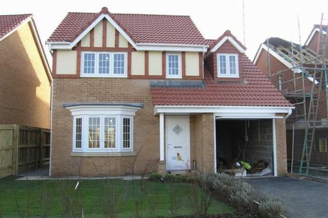 4 bed detached house to rent in Trevorrow Crescent, Chesterfield, Derbyshire