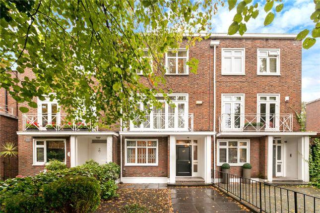 Thumbnail Terraced house to rent in Loudoun Road, London
