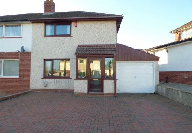 2 bed semi-detached house for sale in High Meadow, Carlisle, Cumbria