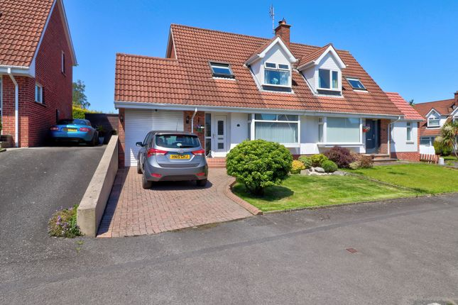 Thumbnail Semi-detached house for sale in Priory Road, Newtownards