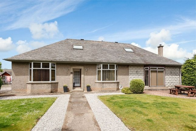 Thumbnail Detached bungalow for sale in Millgate, Friockheim, Arbroath, Angus