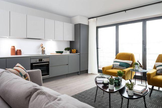 Thumbnail Flat for sale in De Beauvoir Apartments, Dalston, London