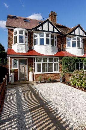 Thumbnail Semi-detached house to rent in Barlow Road, Hampton