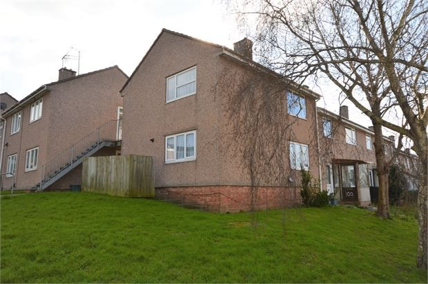 Thumbnail Flat for sale in Drake Road, Buckland, Newton Abbot, Devon.