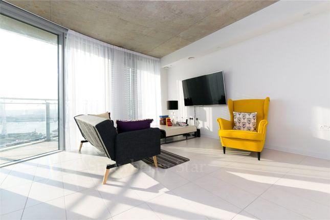 Living Area of 3 Tidal Basin Road, London E16