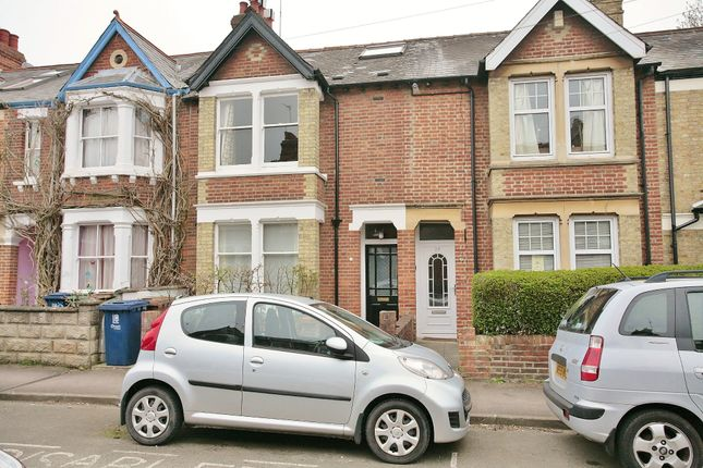 Thumbnail Terraced house to rent in Stratford Street, Oxford