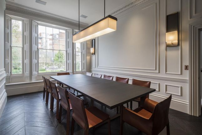 5 bed detached house for sale in Hamilton Terrace, London