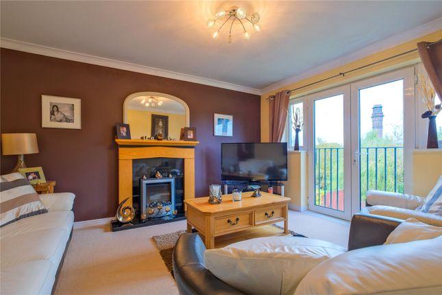 Living Room of High Bank Crescent, Darwen BB3