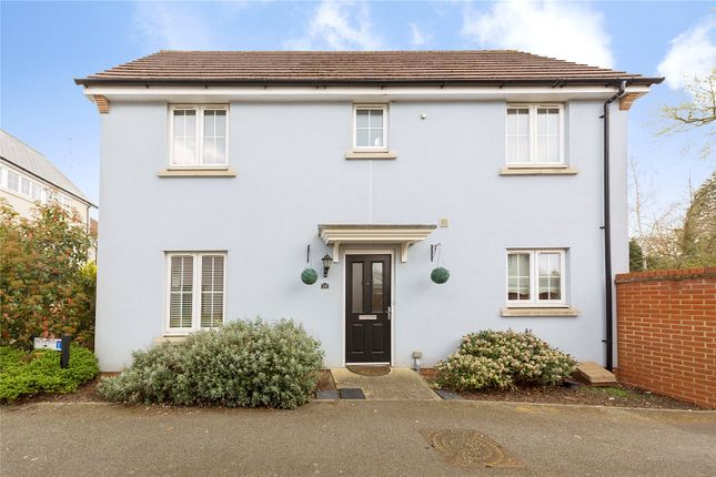 Thumbnail 3 bed detached house for sale in Lambourne Chase, Great Baddow, Essex