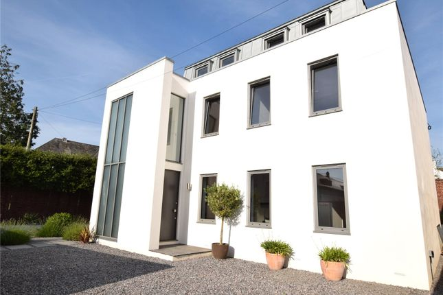 Thumbnail Detached house for sale in Baring Crescent, St. Leonards, Exeter