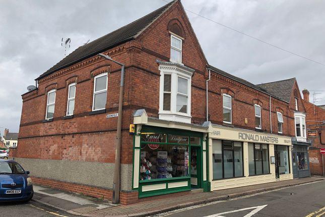 Thumbnail Retail premises for sale in Claye Street, Long Eaton