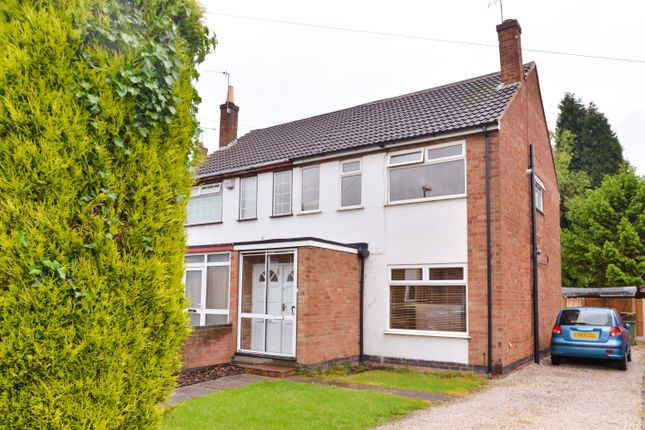 Thumbnail Semi-detached house for sale in Tregorrick Road, Exhall, Coventry