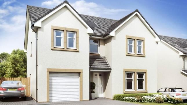 Thumbnail 4 bedroom property for sale in Kessington Gate, Off Inveroran Drive, Bearsden
