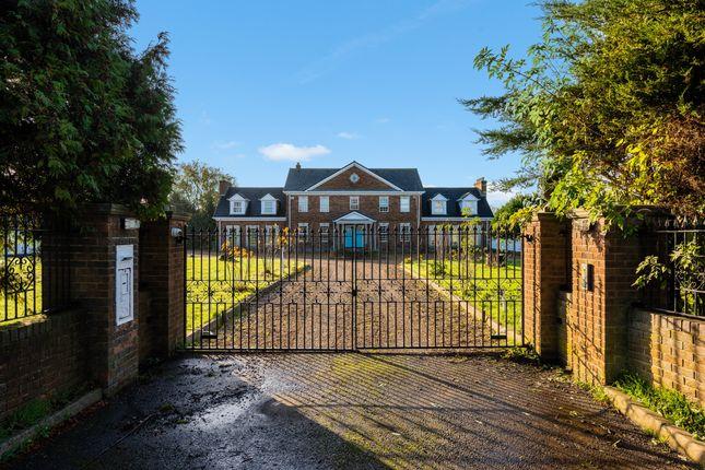 Thumbnail Detached house for sale in Manea Road, Wimblington, March