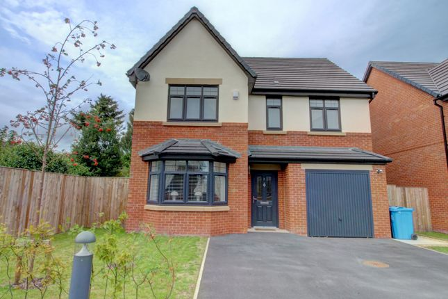 Thumbnail Detached house for sale in Octavia Court, Byron Close, Huyton, Liverpool