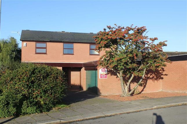 Thumbnail Detached house to rent in Sanderson Close, Lowry Hill, Carlisle