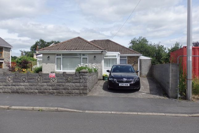 Thumbnail Bungalow for sale in Station Road, Llangennech, Llanelli