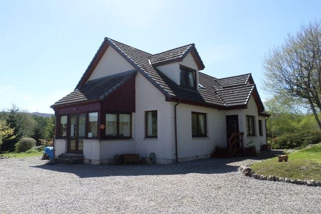Thumbnail Detached house for sale in 2 The Steadings, Auchterawe, Fort Augustus