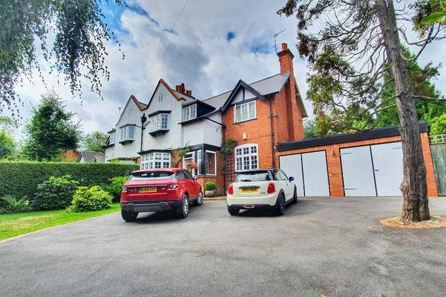 Thumbnail Semi-detached house for sale in Pershore Road, Selly Park, Birmingham, West Midlands