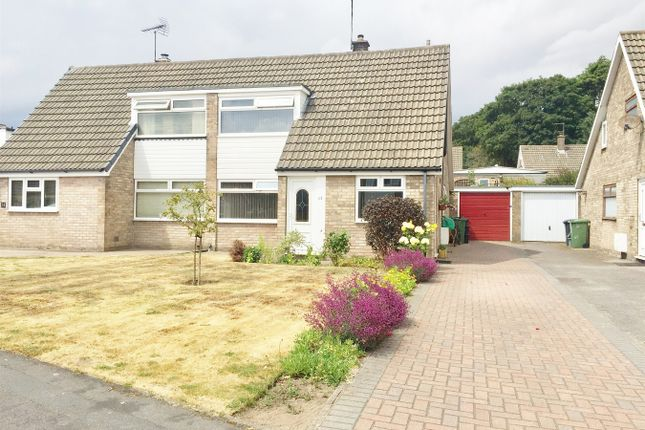 Thumbnail Semi-detached bungalow for sale in The Paddock, York