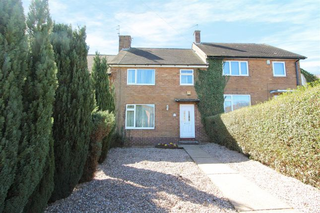 3 bed town house for sale in Ellastone Avenue, Bestwood, Nottingham