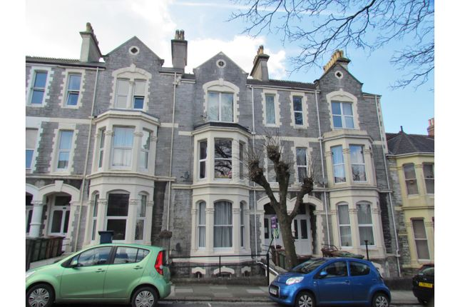 Thumbnail Flat for sale in 21 Sutherland Road, Plymouth