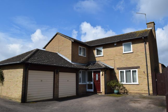 Thumbnail Property to rent in Goodwood Road, Bretton, Peterborough