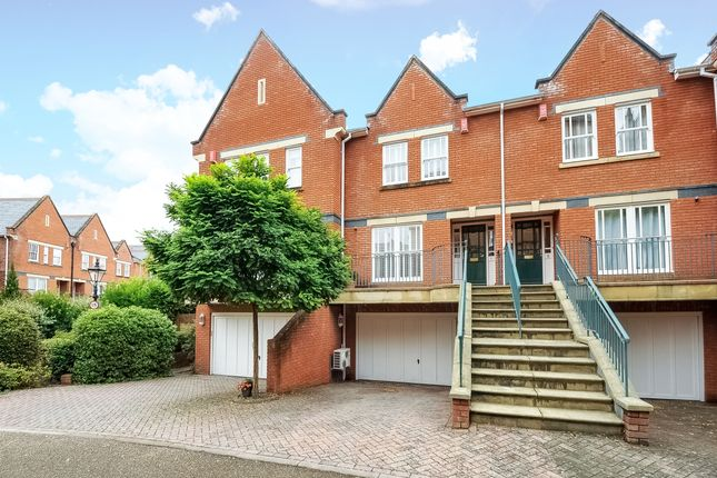 Thumbnail Terraced house to rent in Holloway Drive, Virginia Water