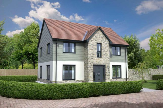 """Thumbnail Detached house for sale in """"Guimard"""" at Mid Calder, Livingston"""