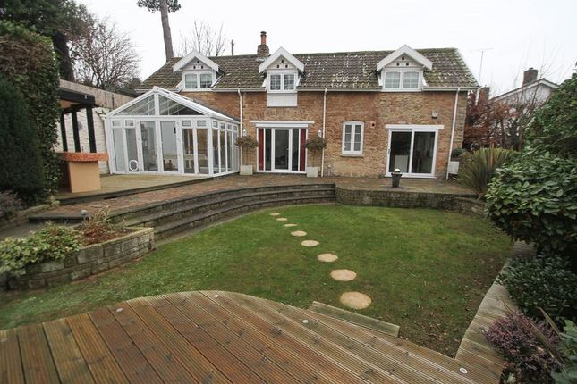 Thumbnail Detached house for sale in Castle Road, Clevedon