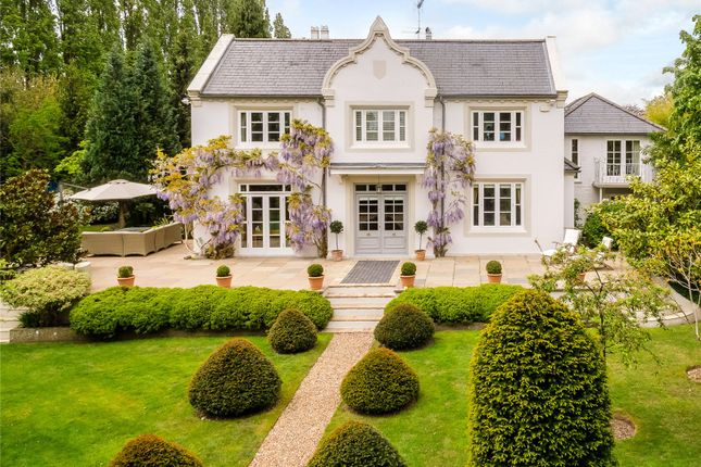 Thumbnail Detached house for sale in The Green, Englefield Green, Nr Windsor, Surrey