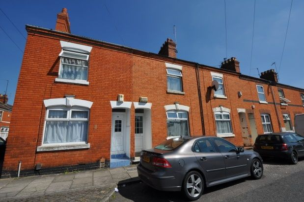 Thumbnail Terraced house to rent in Greenwood Road, Northampton
