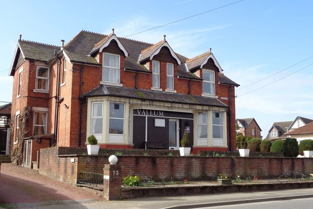 Thumbnail Hotel/guest house for sale in Vallum House Hotel, Burgh Road, Carlisle