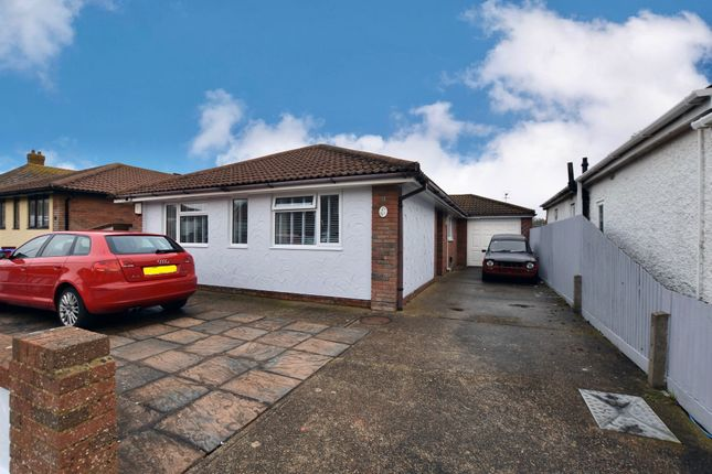 Thumbnail Detached bungalow for sale in Cavell Avenue, Peacehaven