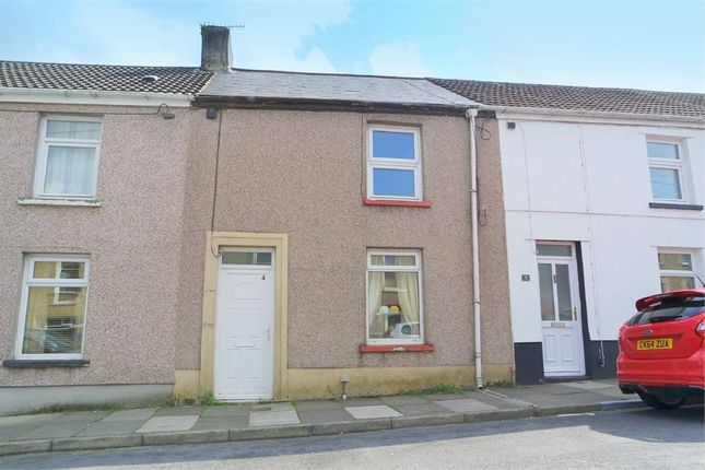 Thumbnail Terraced house to rent in Golden Terrace, Maesteg, Mid Glamorgan