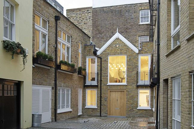 Thumbnail Mews house to rent in Clareville Grove Mews, Clareville Street, London
