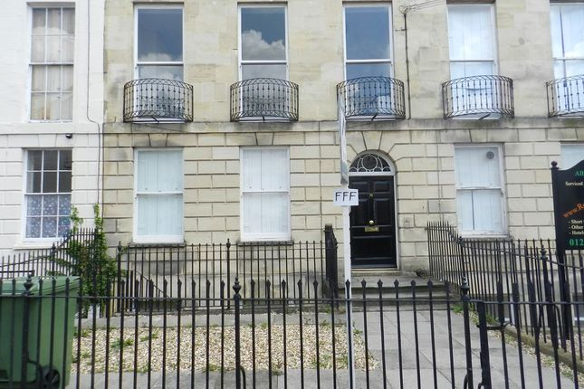 1 bed flat to rent in Albion Street, Cheltenham