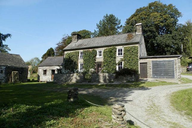 Thumbnail Property for sale in Un Named Road, Penrherber, Nr Newcastle Emlyn, Carmarthenshire