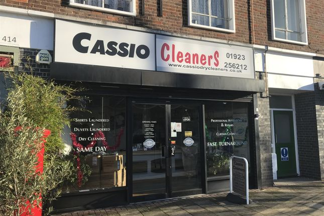 Thumbnail Retail premises for sale in Cassiobury Drive, Watford
