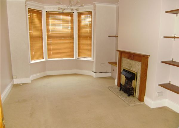 Thumbnail Terraced house to rent in Sydney Road, Ramsgate