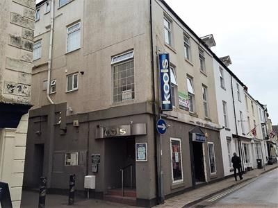 Thumbnail Commercial property for sale in 13-14 Northumberland Place, Teignmouth, Devon