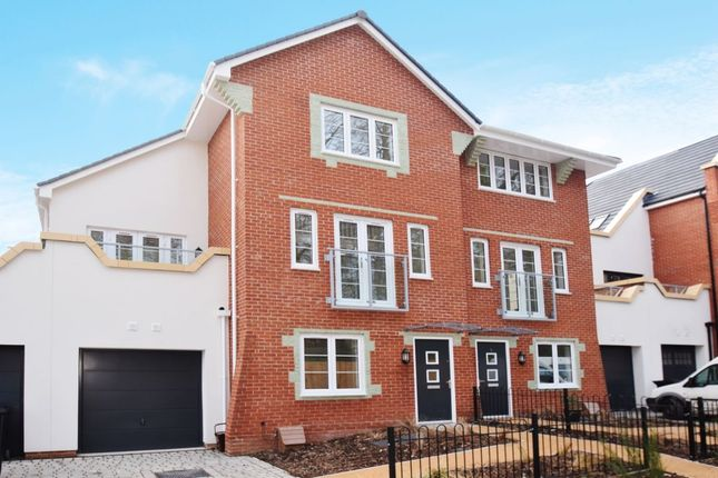 Thumbnail Semi-detached house for sale in Beech Street, High Wycombe